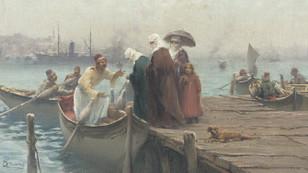 Klasik tablolar ve antika objeler el değiştirecek