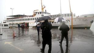 İstanbul'da sağanak yağış bugün de sürecek