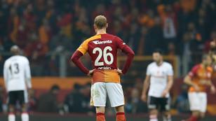 Galatasaray'ın kalesi düştü