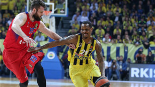 Fenerbahçe, CSKA'ya 'duvar' ördü