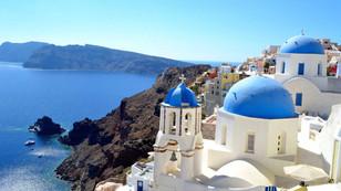 Almanlar tatil için Yunanistan'ı seçti