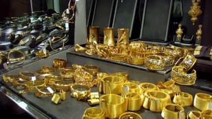 Altın fiyatlarında düşüş yaşanıyor