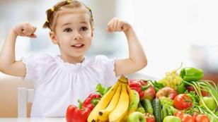 Sağlıklı beslenen çocuğun vitamin alması gerekmez!