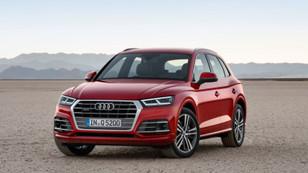 Yeni Audi Q5 Türkiye'de