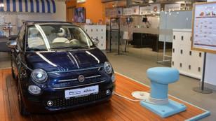 Fiat 500 Riva, Türkiye'de görücüye çıktı