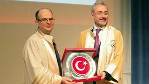 Fuat Tosyalı'ya fahri doktora unvanı