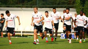Beşiktaş'ta ilk 11 netleşiyor
