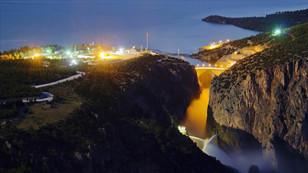 Ermenek Barajı'ndan ekonomiye 1 milyar lira katkı