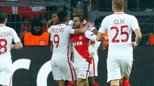 Monaco 32 maçlık seriye son verdi