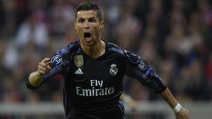 Ronaldo Bayern'i devirdi