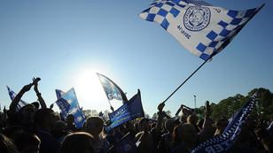 Leicester taraftarlarına hapis cezası