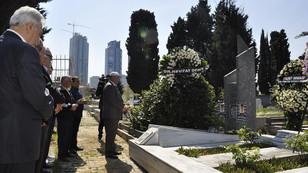 Beşiktaş'ta 'Baba Hakkı' anıldı