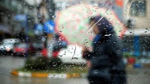Meteorolojiden kuvvetli rüzgar ve yağış uyarısı