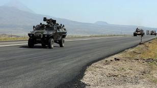 Bitlis'te çatışma: 1 şehit