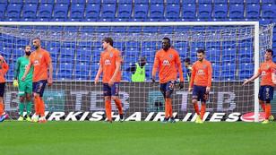 PFDK'dan Başakşehirli futbolculara ceza