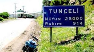 Tunceli'de patlama: 2 çocuk yaralı