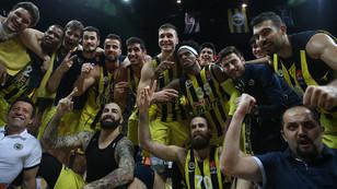 Fenerbahçe yine Final-Four'da