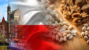 Polonyalı firma kuruyemiş talep ediyor