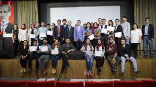 AGÜ'de 2. Girişimcilik Yarışması düzenlendi