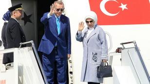 Erdoğan Hindistan'da