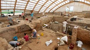 Çatalhöyük'te kazılara 2017'de devam edilecek