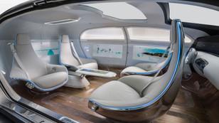 Sürücüsüz otomobilde 'Detroit'in fendi Silikon Vadisi'ni yendi'