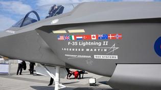 Ülkelerin envanterine katmak için verdikleri F35 siparişleri