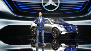 Paris Otomobil Fuarı kapılarını açtı