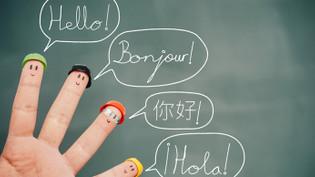 3 bin dil yok olmak üzere