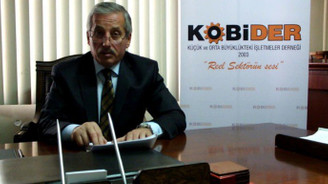 'Bankalar kazanırken KOBİ'ler zarar ediyor'