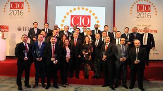 En başarılı teknoloji liderleri ödüllerini aldı