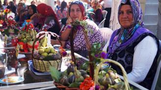İncir Festivali'nden renkli görüntüler