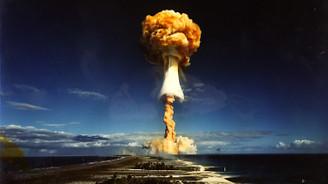 İşte ülkelerin nükleer bomba denemeleri!