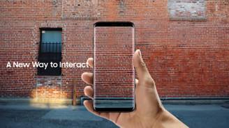 Samsung, muhteşem Galaxy S8'i tanıttı