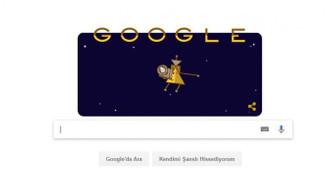 Google, Cassini uzay aracını doodle yaptı