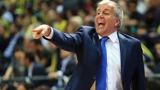 Obradovic: En önemli şey Dörtlü Final'e kalmaktı
