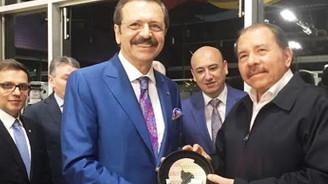 Nikaragua'dan Türk iş dünyasına davet