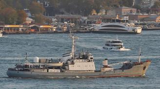 Karadenizde gemi kazası