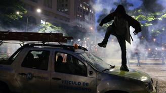 Brezilya'da sendikalar tasarruf tedbirlerine karşı halkı sokağa döktü