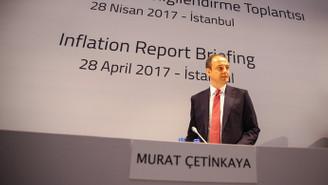 Merkez Bankası, enflasyon tahminini yüzde 8,5'e çıkardı