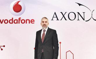 Vodafone ve Axon reçetesiyle 4.76 milyon haneye daha fiber