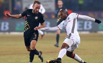 Beşiktaş başkentten 3 puanla döndü