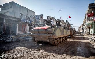 El Bab'da 1 asker şehit oldu