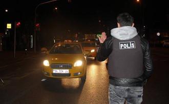 İstanbul'da 5 bin polisle asayiş uygulaması