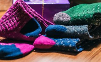 Yılda kişi başı 5 çift çorap satın alınıyor