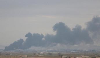 Terör örgütü DEAŞ Deyrizor merkezini ikiye böldü