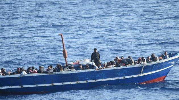 Yunanistan'a geçen sığınmacı sayısında rekor düşüş