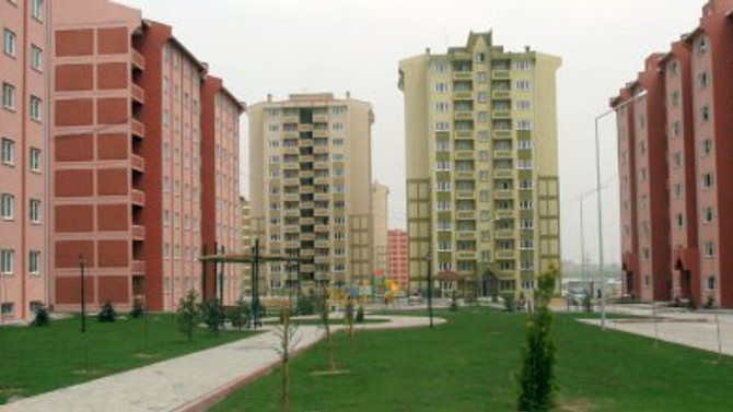 TOKİ, Ankara'da yoksul konutu yapacak