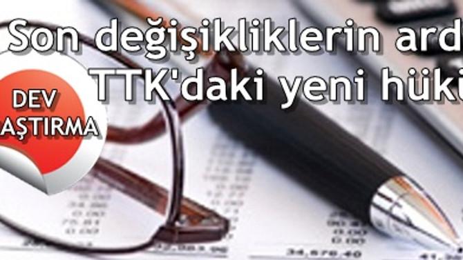 Son değişikliklerin ardından TTK'daki yeni hükümler