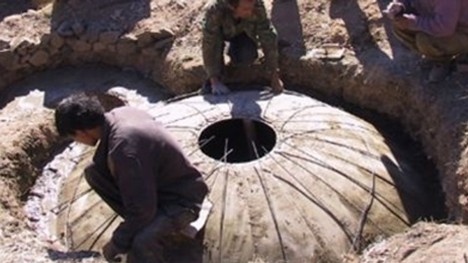 Kırşehir'de biyogaz tesisi kurulacak